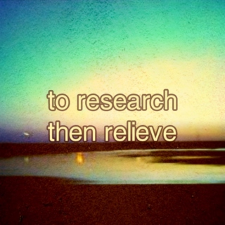 //to research then relieve.