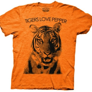Tigers love pepper. They hate cinnamon