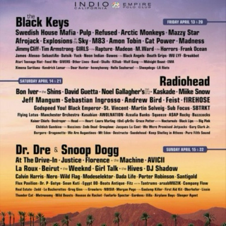 Coachella 2012 Mix!