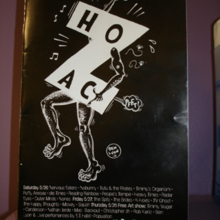June 5, 2011: Hozac's Blackout Fest Mix