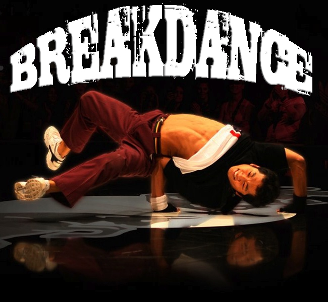 breakdance music