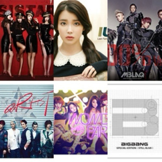 2012 kpop songs (Jan.-Jul.)