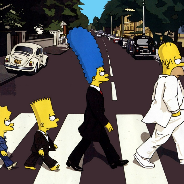 Songs featured on The Simpsons