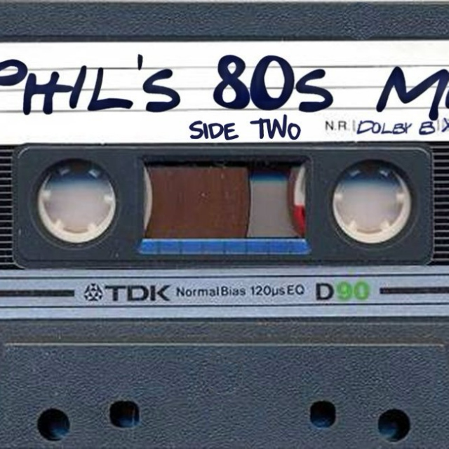 Phil's 80s Mix - Side Two