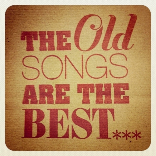 The best old music