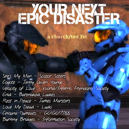 Your Next Epic Disaster