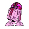 Classic Rock Pink Droid