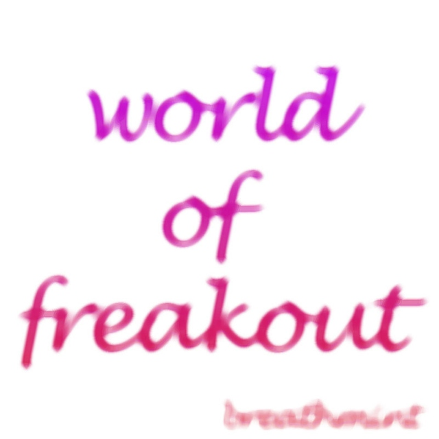 world of freakout [np vol 02]