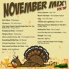 Mix for THP - November 2011