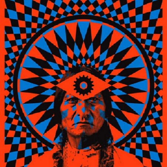 Acid Rock Physcadelic 60s Instrumental Psychic Noise To Flash Your Mind