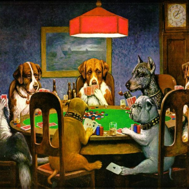 Songs to Build a Poker Table To