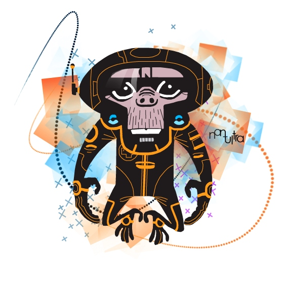 The Spacial Primate Mix