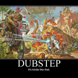 I Can't Stop Listening to Dubstep