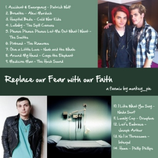 Replace our Fear with our Faith