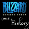 Blizzard's game music History