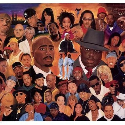 Tribute to Hip Hop