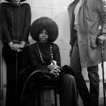 The Age of the Afro: A Selection of Some Super-Soul & Funky-Bump from the Past...