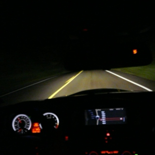 Driving Into the Night
