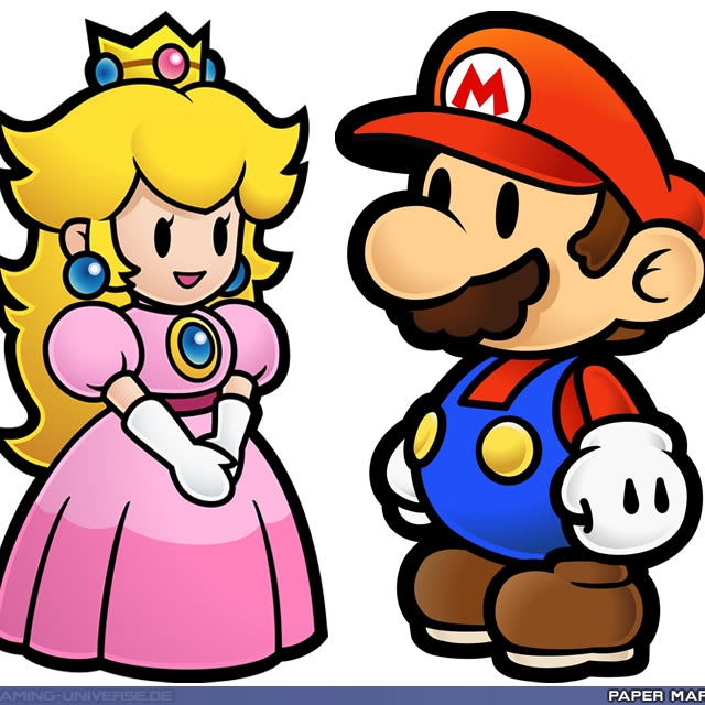 Ill be your Super Mario if you promise to be my Princess Peach