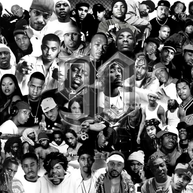 Time Machine: 90's Rap & Hip-Hop