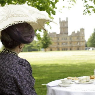 Tea on the Lawn