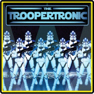 TROOPERTRONIC CH 9 - DJ ELECTROGENT