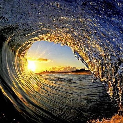 Feel this wave.