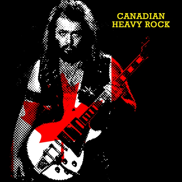 Canadian Heavy Rock mix tape