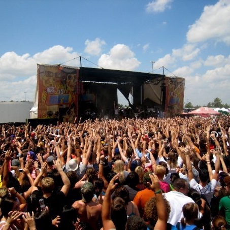 Warped Tour!