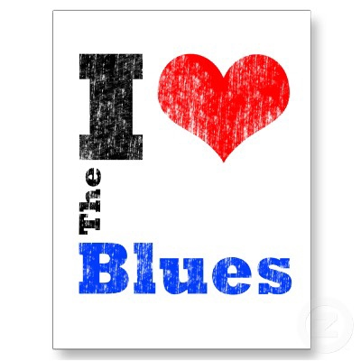 Thats why they call them the blues