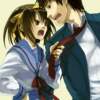 Your Heaven Is My Hell: A Haruhi/Kyon Fanmix