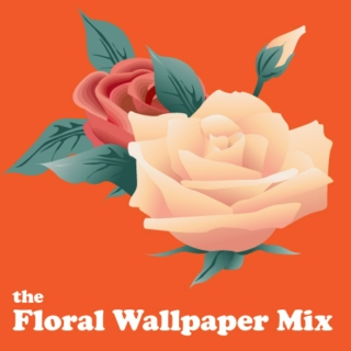 The Floral Wallpaper Mix