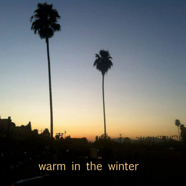 Warm in the Winter
