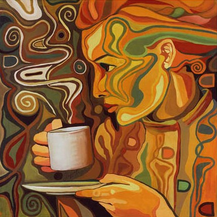 Coffee in The Evening