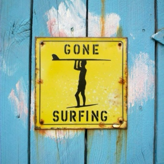 Gone Surfing Mix // Sept. 2012