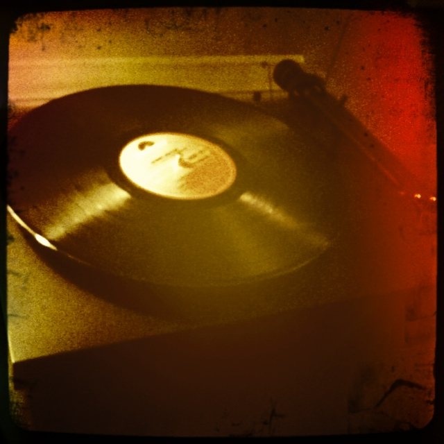 Dusting Off The Turntable