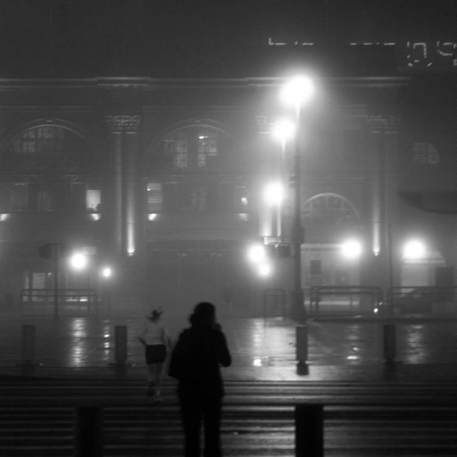 The Foggy Perception of Melancholy