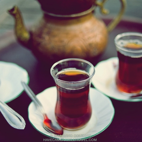 Turkish Tea Flavor