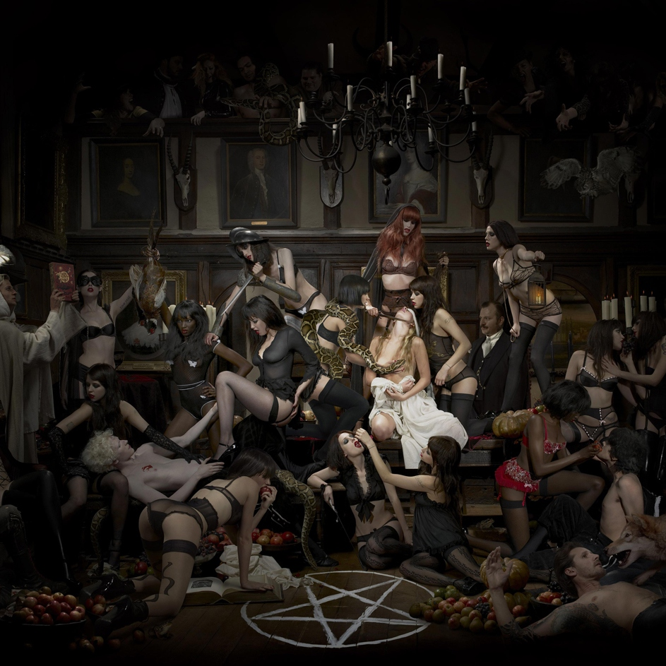 8tracks radio witch house dark house 9 songs free for Dark house music