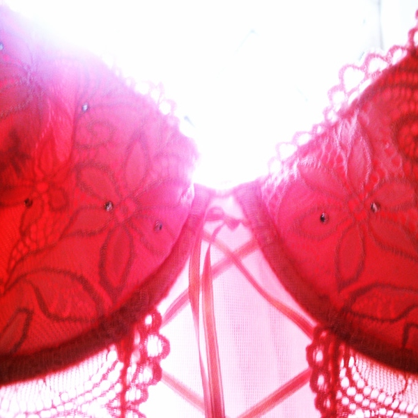 They look amazing with bras, even better without them x)