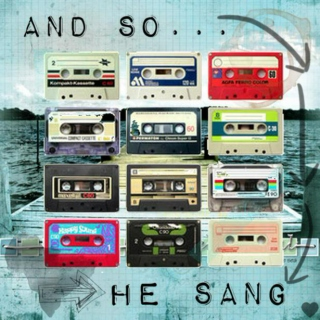 And So He Sang....