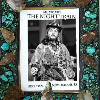 The Night Train to New Orleans