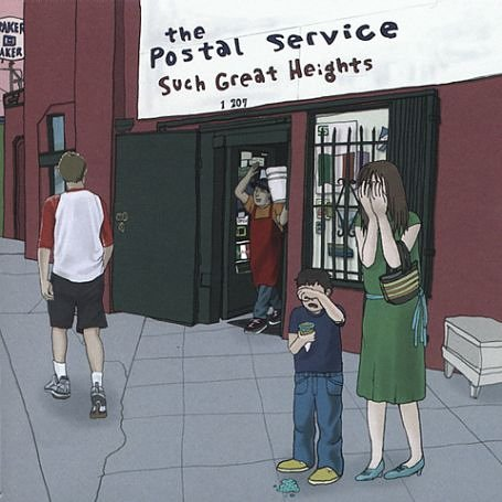 the Postal Service tribute