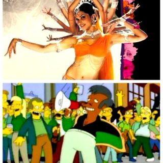 DLAIW (Dance Like Apu Is Watching)