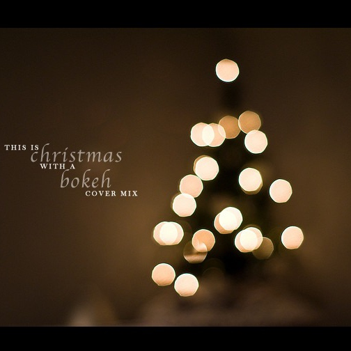 this is christmas with a bokeh cover mix part ii - 933 Christmas Music