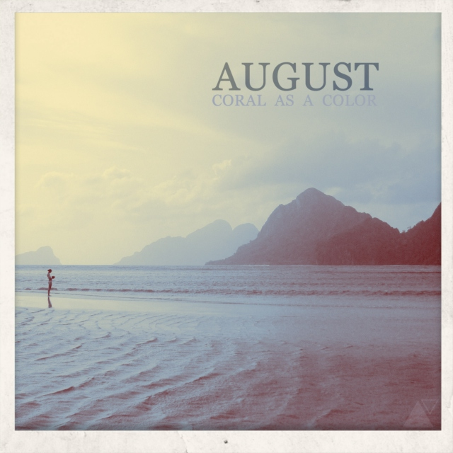 AUGUST SUMMER ((coral as a color))