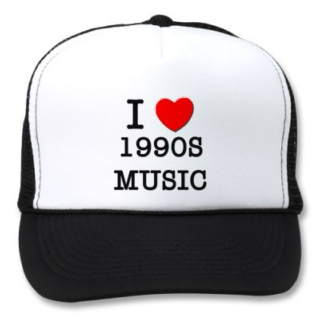 Mid to late 90's Mix ( with one 80's song for flavor!)