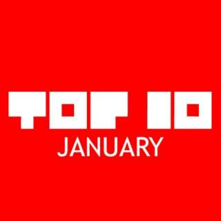 Simon Iddol's TOP 10 January