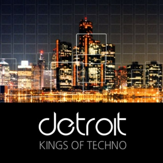Detroit - Kings of Techno