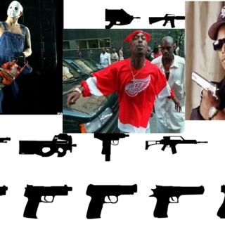 Violence in music.